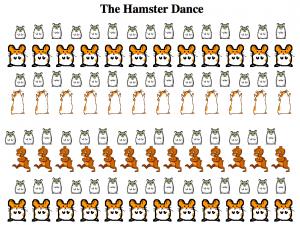 Jeb Bush hamster-dance